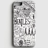 Personalized The Beatles iPhone 6/6S Case