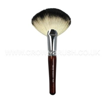IB120 Jumbo Kabuki Fan Brush - Crown Brush