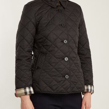 Frankby quilted jacket | Burberry | MATCHESFASHION.COM US