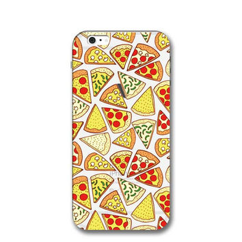 Pizza Case for iPhone 7 7Plus & iPhone se 5s 6 6 Plus Best Protection Cover +Gift Box