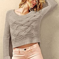 Boyfriend Sweater - Victoria's Secret