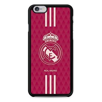 Real Madrid Pink iPhone 6/6S Case