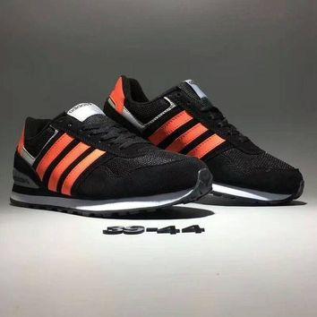 ONETOW Adidas Neo 10K' Unisex Sport Casual Retro Multicolor Sneakers Couple Running Shoes
