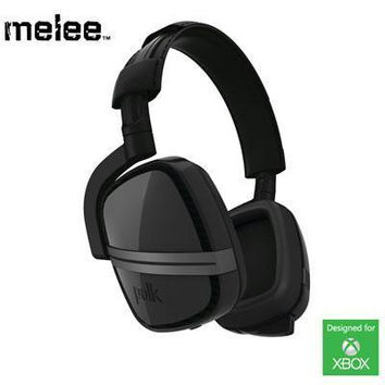 Gaming Hdphone X360 Melee Blk