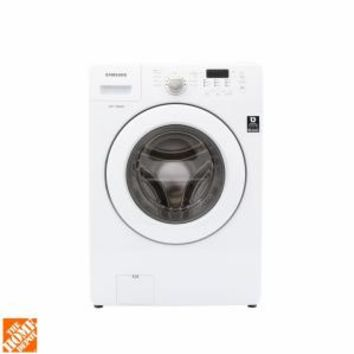 Samsung, 3.6 cu. ft. High-Efficiency Front Load Washer in White, WF36J4000AW at The Home Depot - Mobile