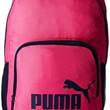 PUMA Phase Schoolbag/Backpack - Fuchsia Purple -