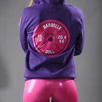 Barbelle Doll Zip Up
