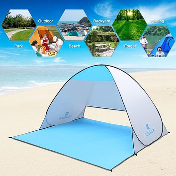 Weanas™ Pop-up Tent for Camping Fishing Hiking Picnic