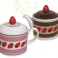 Rakuten: decole ★ デコレ ★ chocolate teapot 10P04Aug13- Shopping Japanese products from Japan