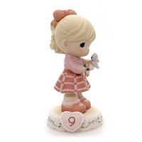 Precious Moments Age 9 Growing In Grace Figurine
