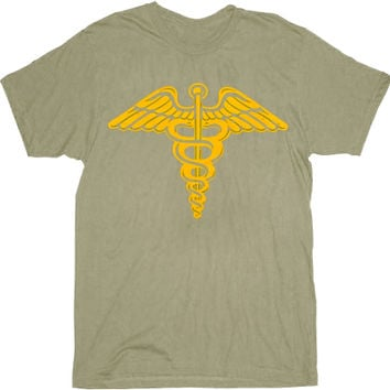 Ferris Bueller's Day Off Caduceus Adult T-shirt