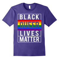 Black Queer Lives Matter shirt, LGBT Pride shirt, Gay pride
