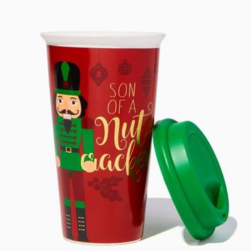 Nutcracker Travel Mug | Charming Charlie