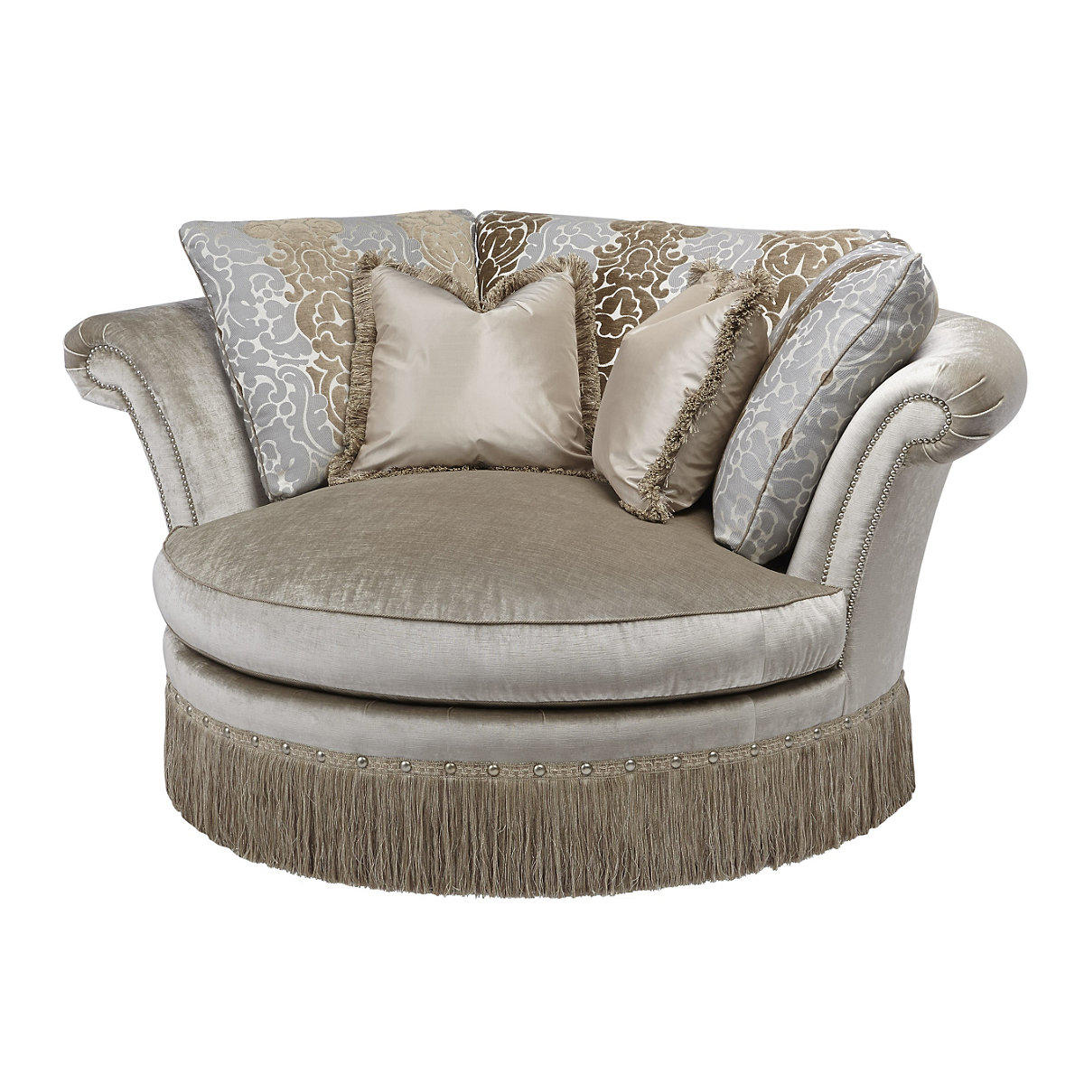 rosamund cuddle chair from frontgate home decorateness