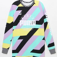 Puma x Diamond Supply Co Long Sleeve T-Shirt at PacSun.com