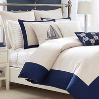 Nautica Clemsford Bedding Collection - Online Only - Belk.com