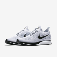 The Nike Air Zoom Mariah Flyknit Racer Men's Shoe.
