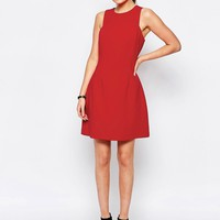 New Look Fit and Flare Tailored Dress