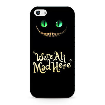 were ah mad here cover black iPhone 5C Case