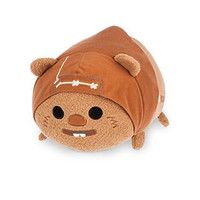 Disney Star Wars Wicket Ewok Tsum Tsum Medium Plush