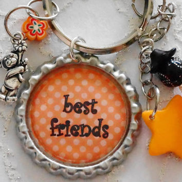 friendship accessory- Keychain for Friend,Children, Kids ,Friendship, Family, Teens, Accessory, Gift for Friend