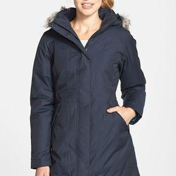The North Face 'Arctic' Down Parka with Faux Fur Trim | Nordstrom
