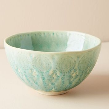 Anthropologie Old Havana Stoneware Cereal Bowl | Nordstrom