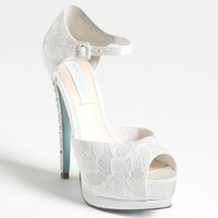 Blue by Betsey Johnson 'Veil' Sandal