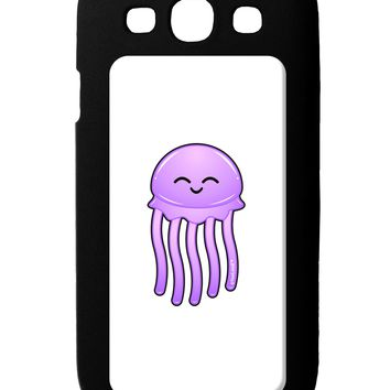 Cute Jellyfish Galaxy S3 Case  by TooLoud