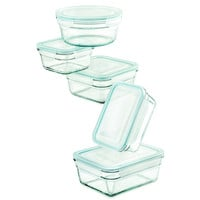 10-Piece Food Container Set