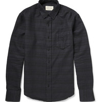 Rag & bone - Gingham Check Brushed-Cotton Shirt | MR PORTER