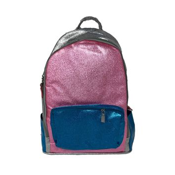 Glitter School Size Backpack