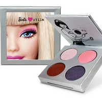 Barbie Loves Stila Talking Palette Smoky Eye-limited Collection Starlet By Night