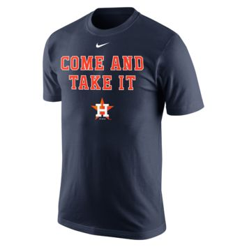 Nike Playoff Pack (MLB Astros) Men's T-Shirt