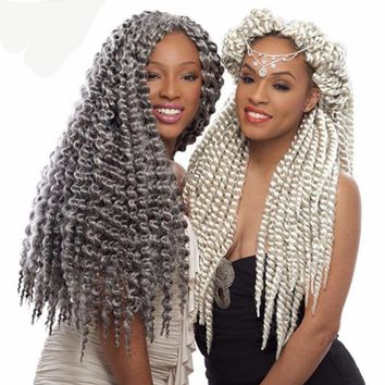 Havana Mambo Twist Braids 2x Senegalese jumbo 22 inches box braid  braiding hair