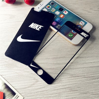 Black NIKE Tempered Glass Screen Protecter