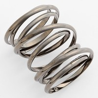 Leith Multi Band Statement Ring