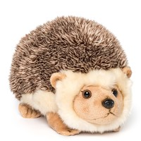 12 Inch Stuffed Hedgehog Plush Floppy Animal Kingdom Collection