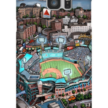Michael Birawer Fenway Park Galaxy Note 5 Slim Case