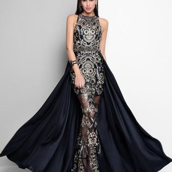 Terani 1712E3648 Dress - NewYorkDress.com