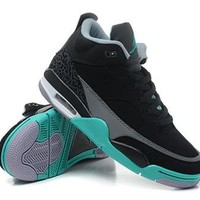 Cheap Air Jordan Son Of Mars Low Shoes Cement Green