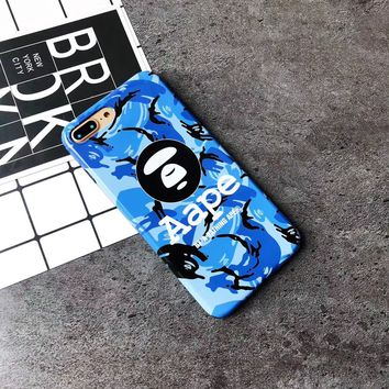 Ape Blue Camo Case