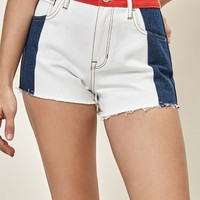 PacSun American High Rise Denim Shorts at PacSun.com