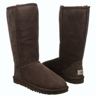 Women's UGG Classic Tall Boot Chocolate Shoes.com