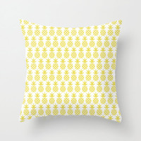 Pineapple Pillow cover 18x18 inch- Decorative Cushion  Cover Accessories - Throw Pillow Cover