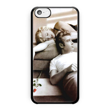 James Dean And Marilyn Monroe iPhone 5C Case