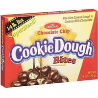Chocolate Chip Cookie Dough Bites (1) Box
