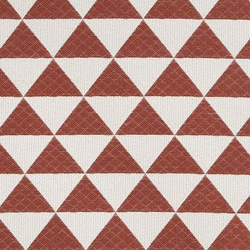 Robert Allen Fabric 244619 Try Point Lacquer Red
