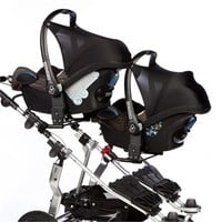 Twinner Twist Duo Double Stroller Car Seat Adapter