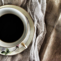 Still Life Photography - BUT FIRST, COFFEE - fine art print, wall decor, kitchen art, home decor, gifts for coffee lovers